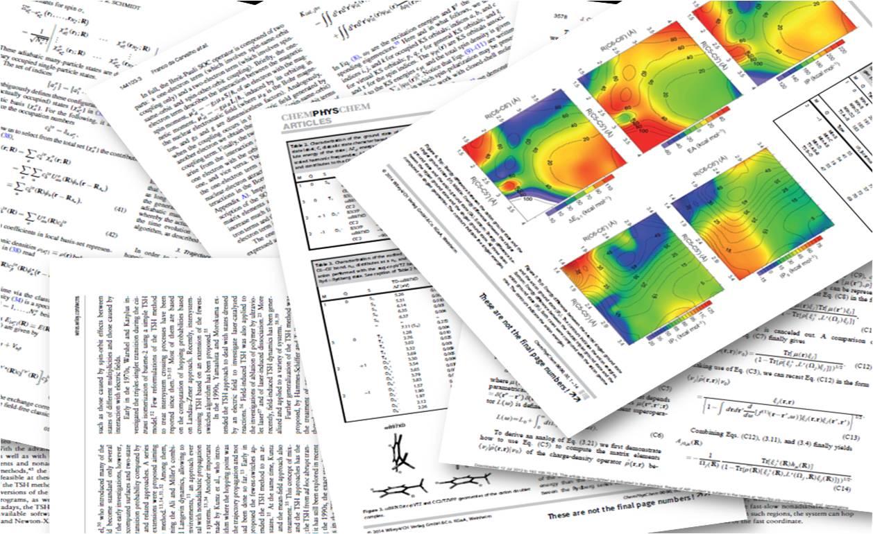 Redesigning the Scientific Paper